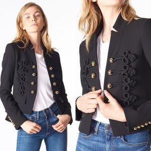 Veronica Beard June Band jacket Blazer black 4
